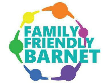 Family friendly Barnet logo