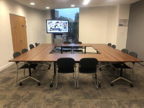 Conference room - small configuration